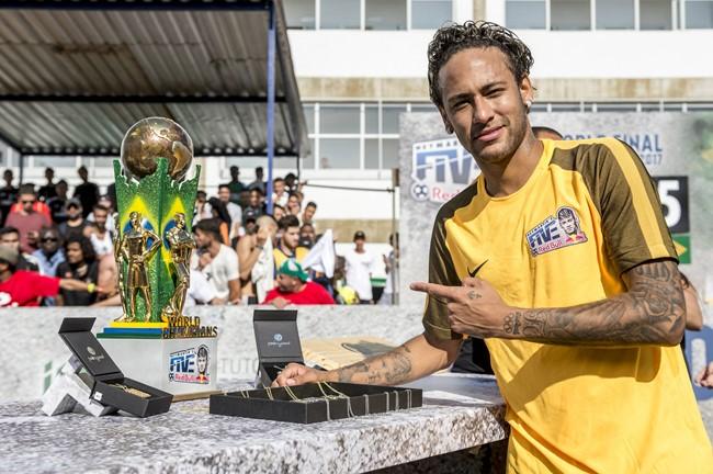 """Lietuvoje startuoja ekstremalaus futbolo čempionato """"Neymar Jr's Five"""" atrankos"""