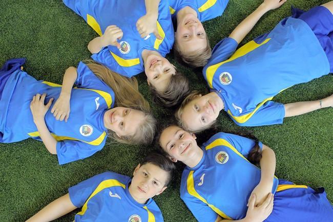 """Tarptautinio futbolo konkurso """"5:0 vokiečių kalbos naudai"""" finale vaikai kovos dėl kelionės į Berlyną"""