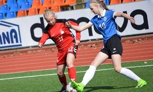 WU-16 rinktinė UEFA turnyre liko be pergalių
