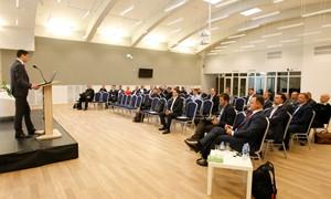 """3-iasis Lietuvos futbolo forumas: """"Apskrityse laukia daugybė darbų"""""""