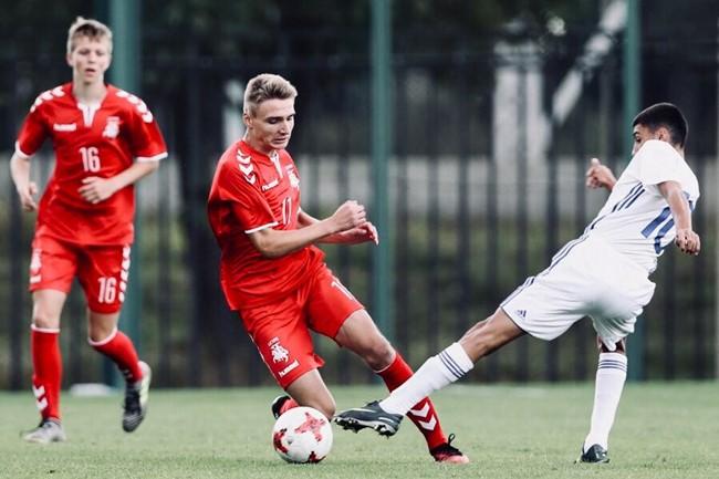 E. Abramavičius sužibėjo dvejose EJL savaitgalio rungtynėse