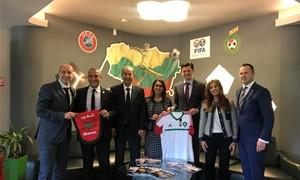 Marokas pristatė savo galimybes rengti Pasaulio futbolo čempionatą