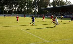 Debiutinėse rungtynėse – Olandijos pamoka