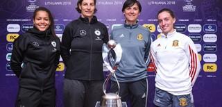 Marijampolėje paaiškės Europos čempionės