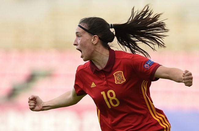 Europos WU17 čempionate triumfavo Ispanija