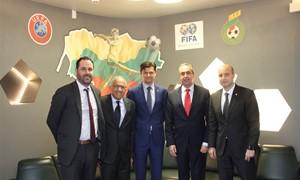 Pasaulio čempionato viziją Šiaurės Amerika pristatė Lietuvai