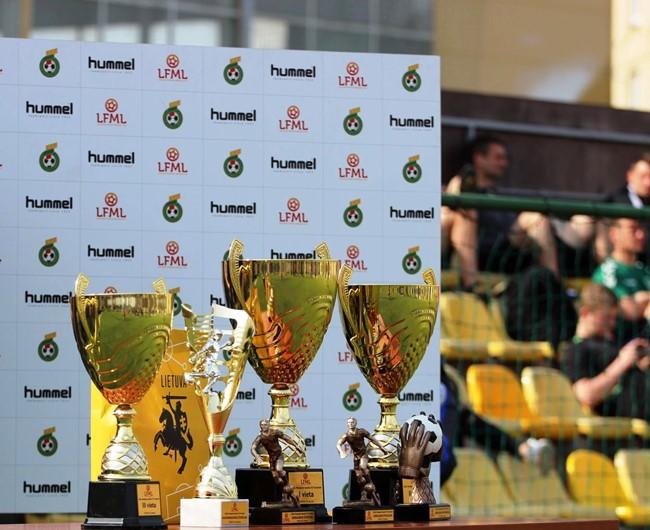 """Naujas LFF ir LFML projektas – 7x7 """"Hummel"""" futbolo mėgėjų čempionatas"""
