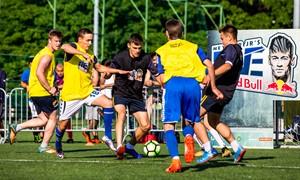 """Paaiškėjo pirmieji trys """"Neymar Jr's Five"""" Lietuvos atrankų nugalėtojai"""