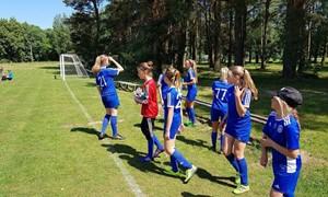 2018 m. LMFA mergaičių čempionatų 7 turo rezultatai
