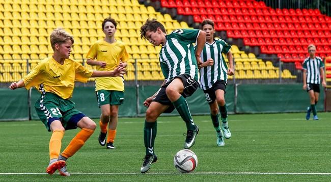 Futbolo mokyklų atstovai susipažins su skautingo principais
