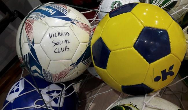 UEFA vaikų fondo dotacija pirmąkart pasieks Lietuvą