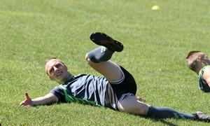 """D. Kubilinskas: """"Bendravimas su """"Feyenoord"""" legendomis motyvuoja siekti aukštumų"""""""
