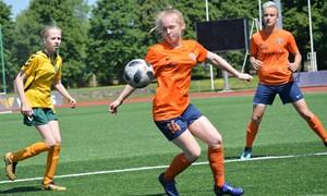 Gargžduose ir Ukmergėje atsinaujins LMFA mergaičių čempionato sezonas