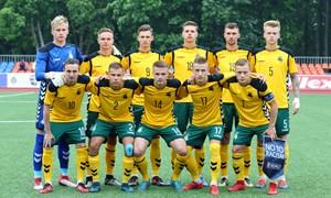 Lietuvos U-21 rinktinė iškovojo Baltijos taurę
