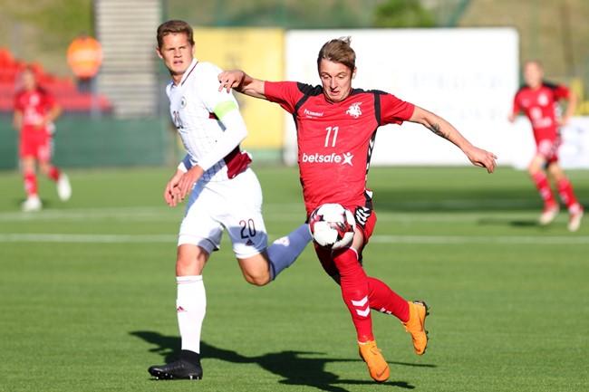 Baltijos taurės finiše – lygiosios