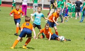 """""""KAUNAS CITY CUP 2018"""" vaikų futbolo turnyras – su naujovėmis"""
