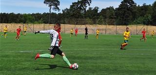 "Lietuvos regionų pirmenybių tęsinys – U16 komandos dvikova su ""Legia"" akademija"