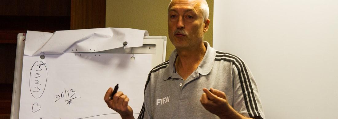 """Treneriams – buvusio """"Juventus"""" žaidėjo patarimai"""