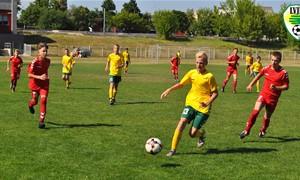 Regionų pirmenybės subūrė U-15 amžiaus grupės žaidėjus