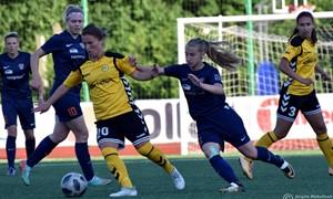 Prie starto linijos: Lietuvos moterų A lyga