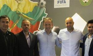 Lietuvoje lankėsi UEFA salės futbolo varžybų vadovas