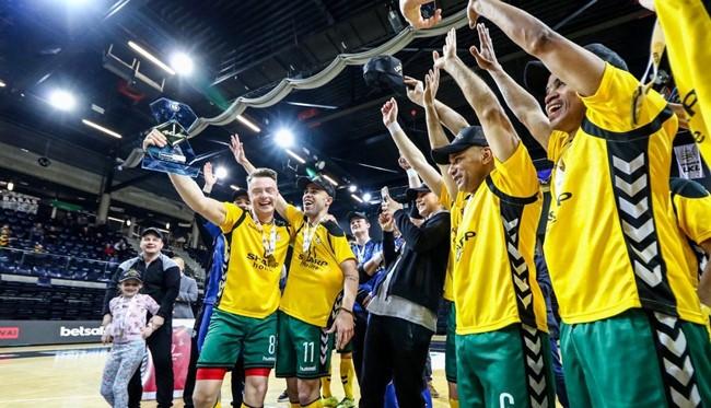 Lietuvoje vyks salės futbolo Čempionų lygos atranka