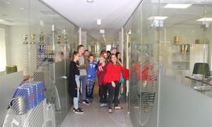 LFF – globos namų auklėtinių ekskursija