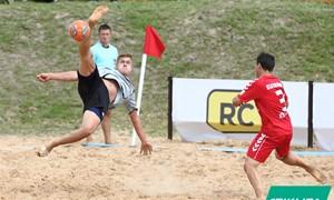 """""""Stiklita"""" paplūdimio čempionate išryškėjo lyderiai"""
