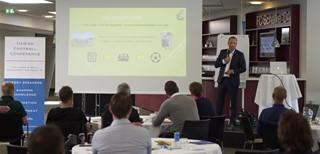 C. Falchas konferencijoje Danijoje sėmėsi gerosios praktikos pavyzdžių