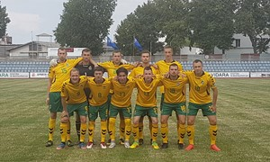 UEFA Regionų taurėje – su pergalėmis ir iššūkiais