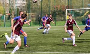 Jaunimo futbolui – speciali svetainė