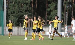 """""""Gintra-Universitetas"""" pateko į pagrindinį UEFA Čempionių lygos turnyrą"""