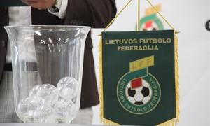 LFF Futsal taurės II etapo burtų informacija