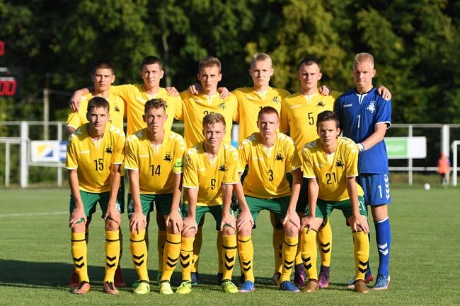Turnyrą Ukrainoje pradėjo nesėkme