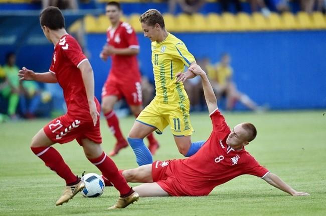 Antrosiose rungtynėse – pralaimėjimas Ukrainai