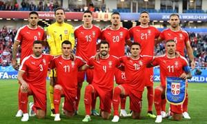 Serbai paskelbė sudėtį rungtynėms Vilniuje
