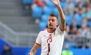Serbų rinktinėje – aukštaūgis talentas