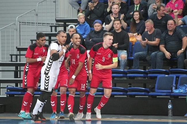 """""""Vytis"""" futsalo Čempionų lygoje net 12:0 sutriuškino Anglijos čempionus"""