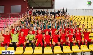 Lietuvos regionų pirmenybės Tauragėje subūrė šalies U-14 žaidėjus