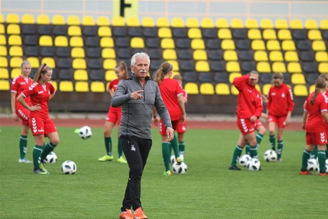 WU-15 rinktinė rengiasi Baltijos taurės varžyboms