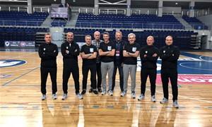 Kaune – programa talentingiems salės futbolo treneriams