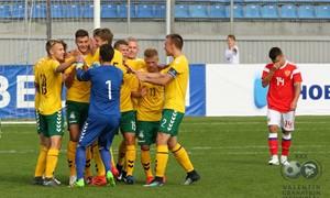 U-19 rinktinės laukia daugkartinių Europos čempionų iššūkis