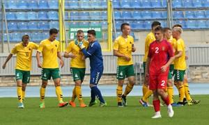 U-19 rinktinė rengsis Europos čempionato atrankai