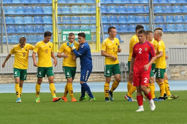 U-19 rinktinė – V. Granatkino turnyro pusfinalyje