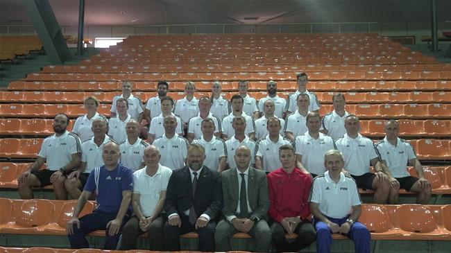 Lietuvos futsalo trenerius ruošė patyręs kroatas