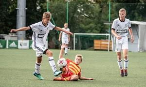 """Lietuvos regionų pirmenybių tęsinys – dvikovos su """"Legia"""" akademija"""