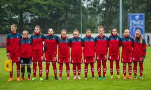 WU19 rinktinė kovos dėl patekimo į Europos čempionatą