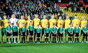 Lietuvos rinktinės treneris paskelbė sudėtį