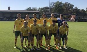 Europos čempionato atranką užbaigė pralaimėjimu Rumunijai