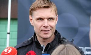 """E. Jankauskas: """"Norime mušti įvarčius"""""""